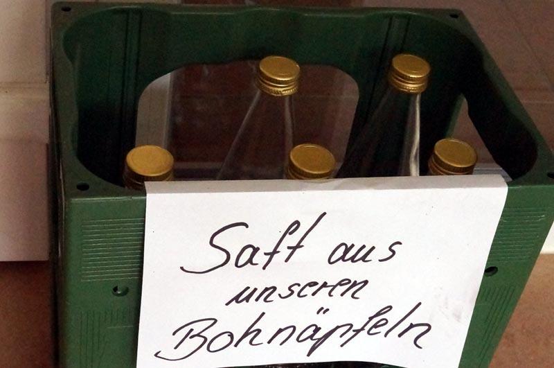 Foto Saft Hofladen Jungbauernhof Kirchzarten Dreisamtal