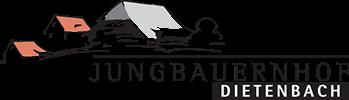 Jungbauernhof Kirchzarten: Urlaub im Dreisamtal, Schwarzwald Logo